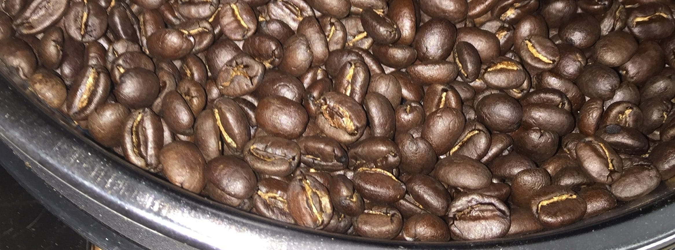 Nice dark roasted coffee