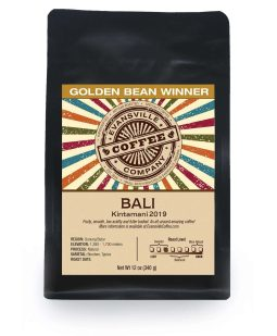 Bali Kintamani coffee 2019