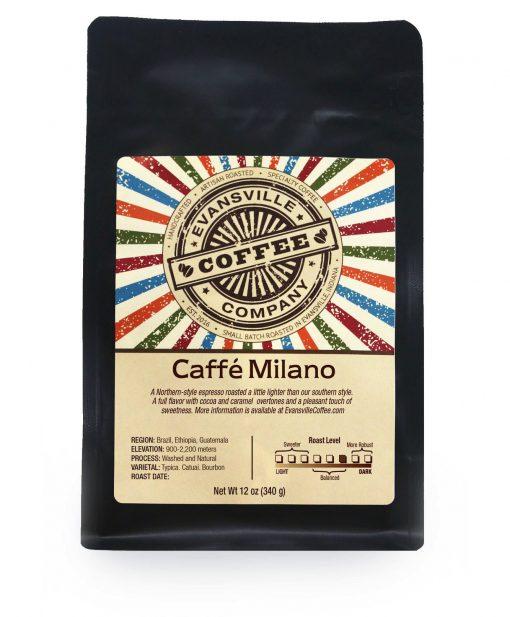 caffe milano espresso coffee