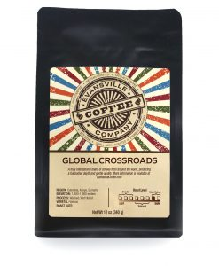 global crossroads dark roast coffee