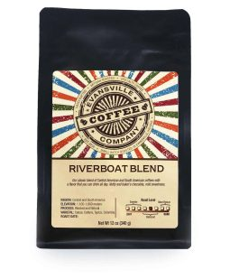 riverboat blend medium roast coffee