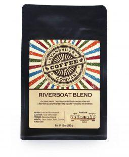 riverboat blend medium roast coffee