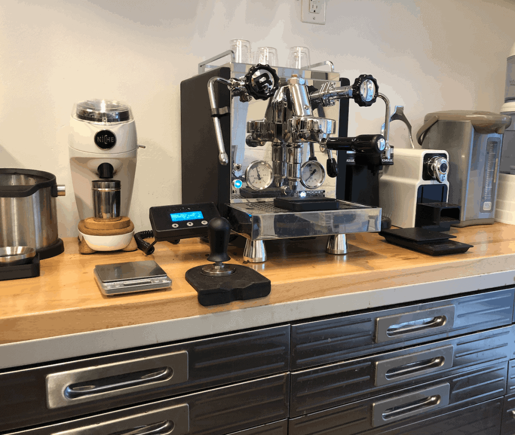 Coffee Evaluation Lab