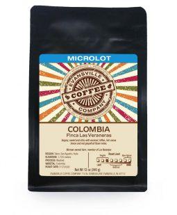 Evansville-Coffee Colombia Fnca Las Veraneras Microlot