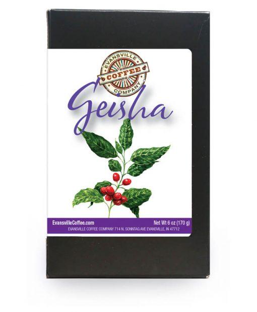 Evansville Coffee Costa Rica Geisha