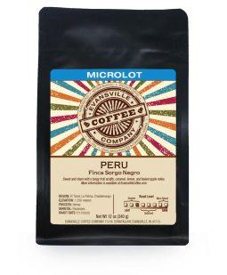 Evansville Coffee Peruvian Microlot